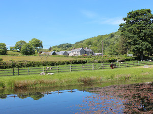 rural self catering holiday