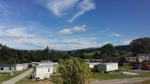 Buy a static caravan with a view