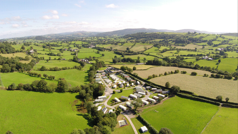 Holiday Homes in Corwen North Wales