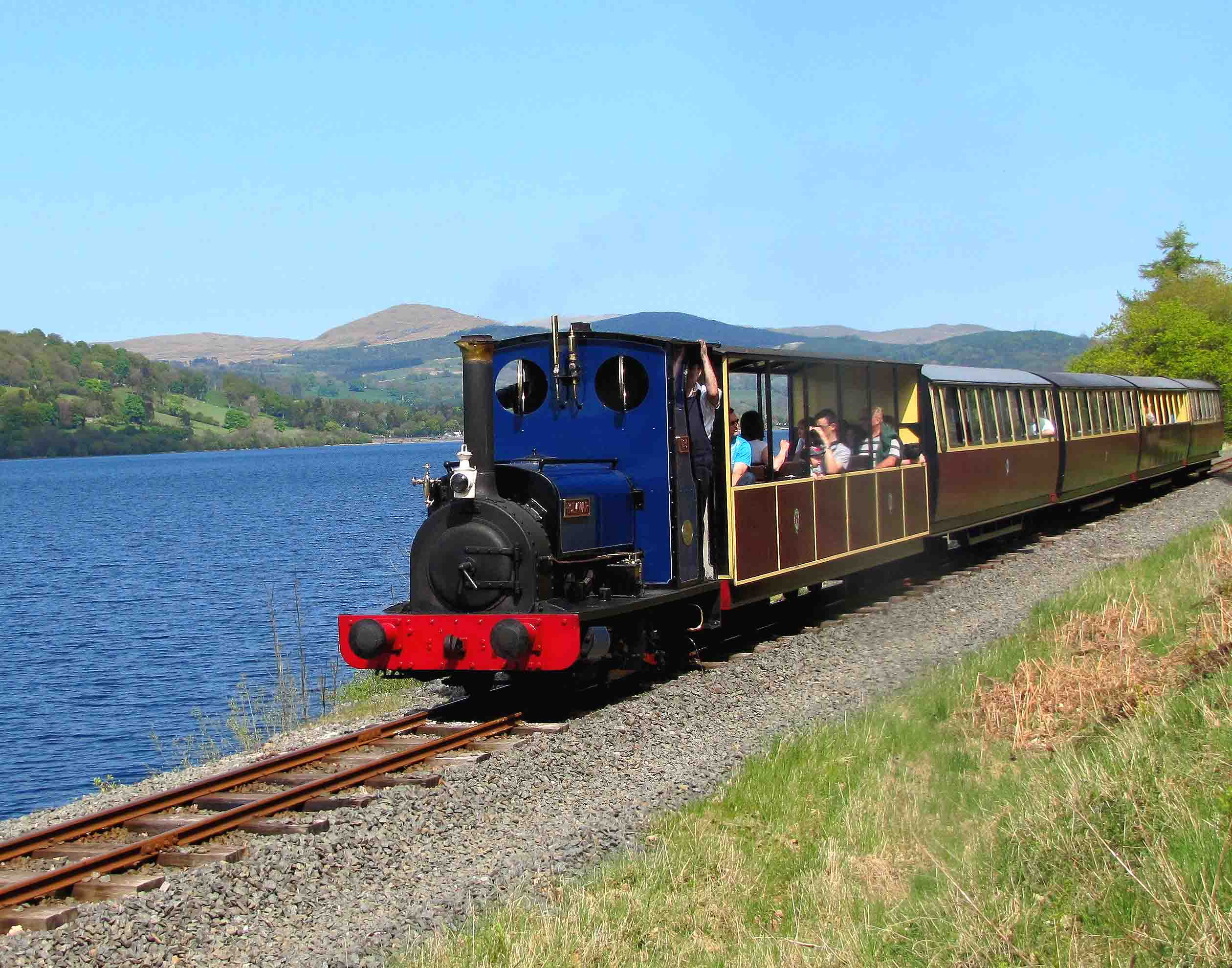 6 Must Visit Railways in North Wales