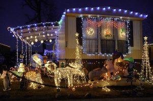 Christmas in your Van