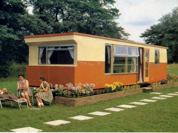 10 things you (probably) didn't know about the history of the static caravan